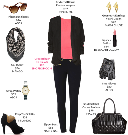 Styled look in your inbox
