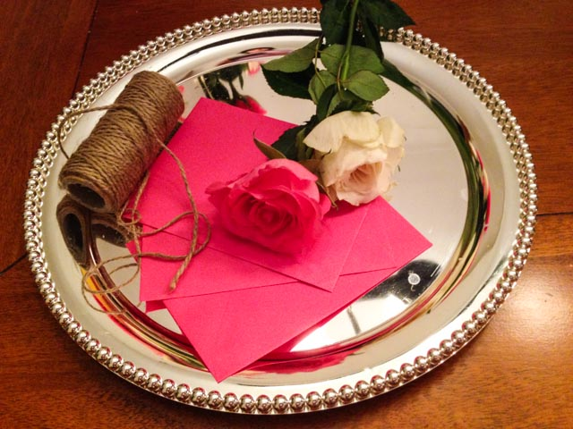 Valentine day decor ideas