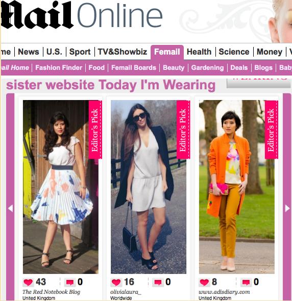 Indian Fashion Blogger UK Stylist