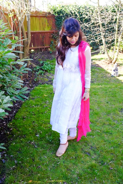 Indian Fashion Blogger London
