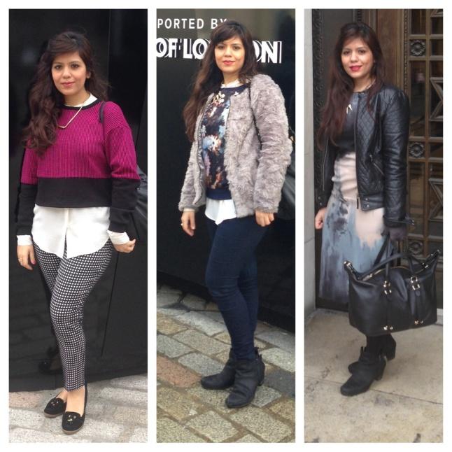 London Fashion Week Lookbook