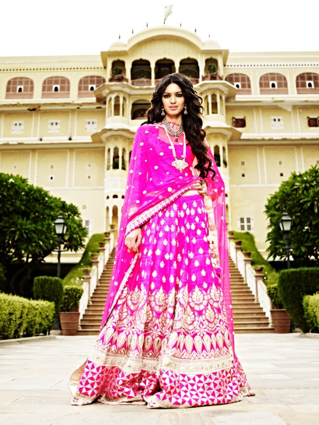 Indian Asian Fashion Blog UK Anita Dongre 2
