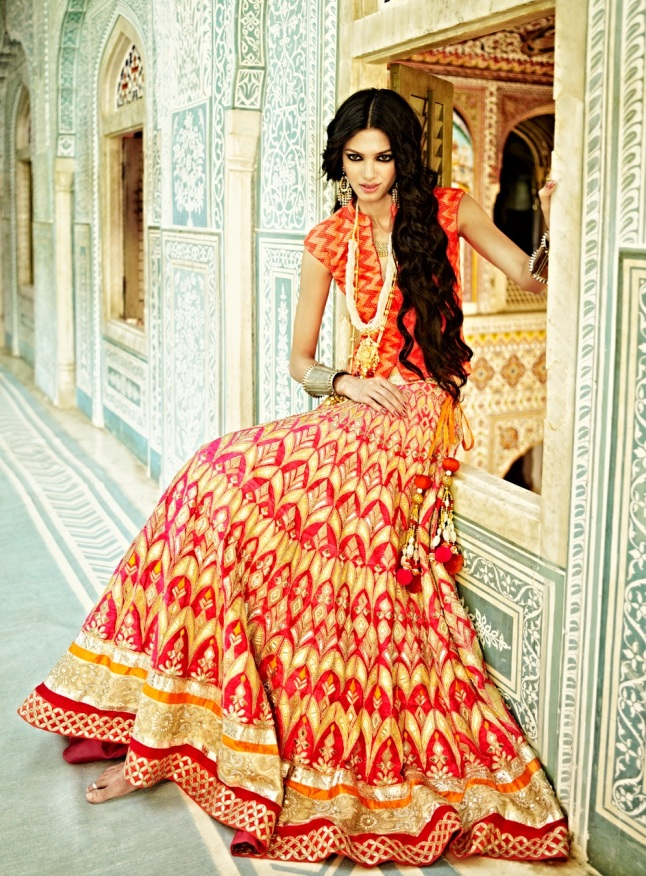 Indian Asian Fashion Blog UK Anita Dongre