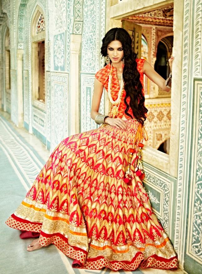 Indian Asian Fashion Blog UK Anita Dongre