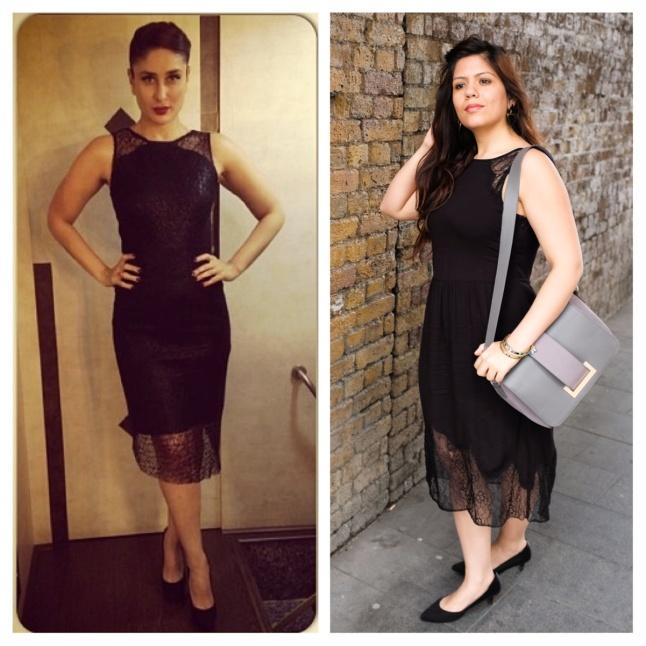 Kareena Kapoor Mandavi Kaushik Fashion Stylist blogger London Uk India