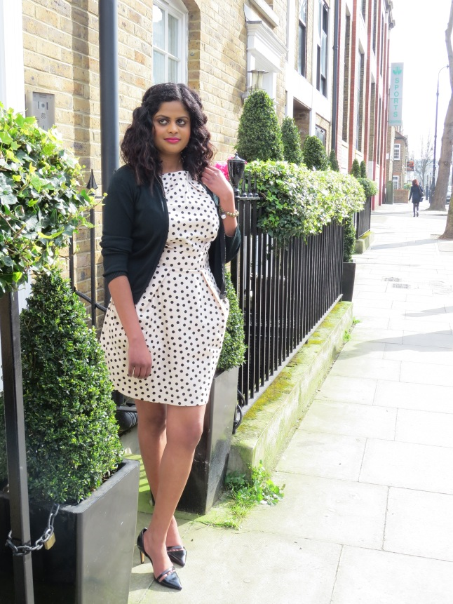 The red notebook blog Indian fashion blog uk London