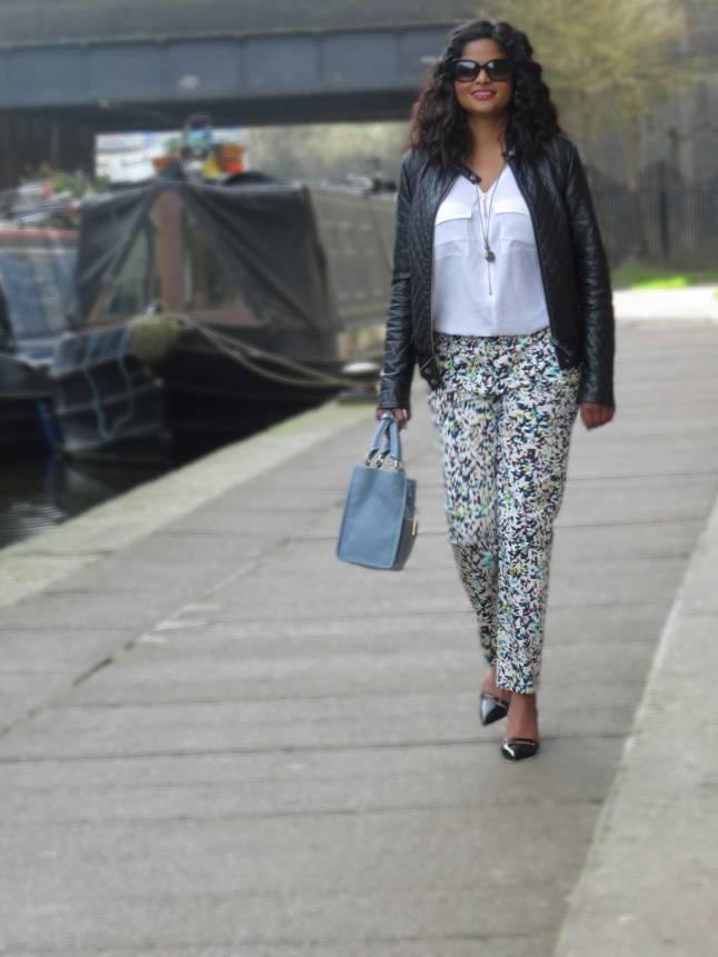 Indian fashion blog UK