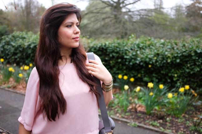 Fashion stylist & Indian fashion blog