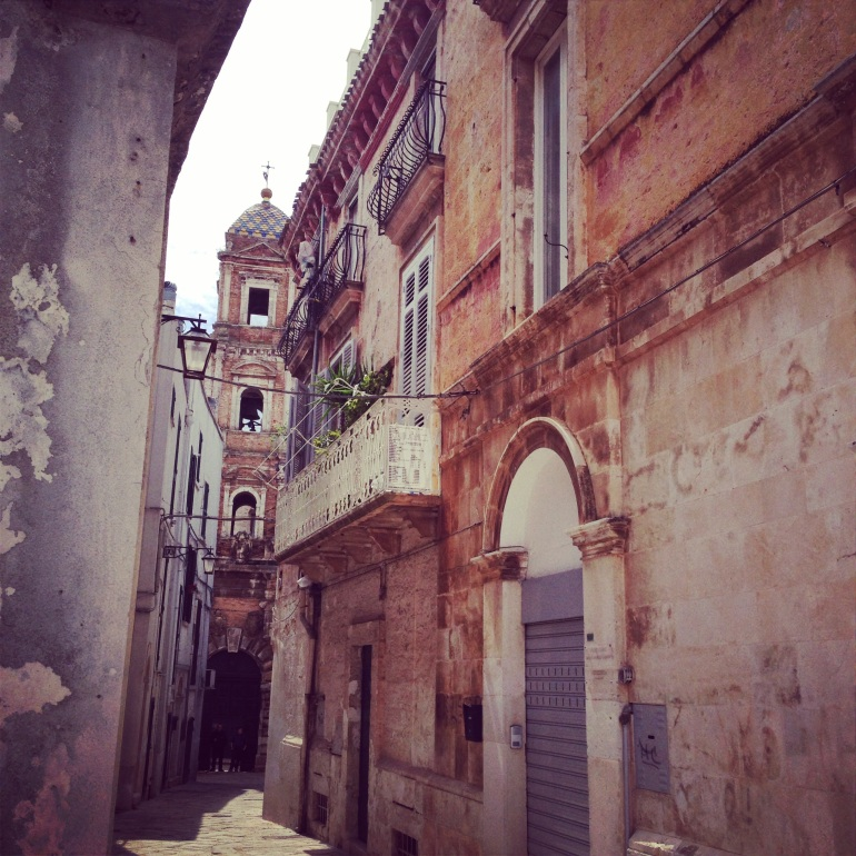 Ancient town of Conversano