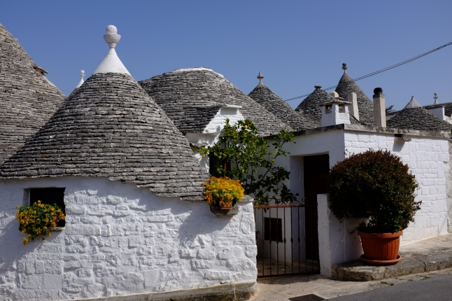 Trulli Puglia Alberobello | Fashion Travel log Uk Italy