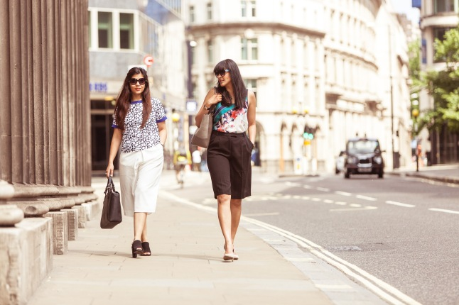 Summer wardrobe styling | Indian fashion blogger Uk London | The red notebook