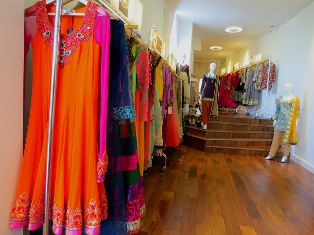Bibi London Asian fashion blog review uk