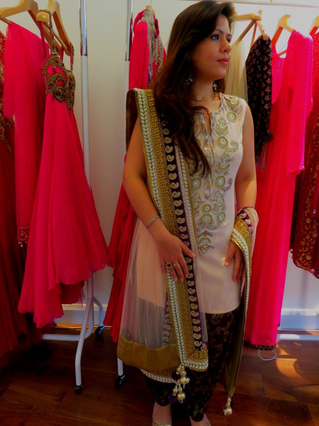 Day event - suit by Payal Singhal