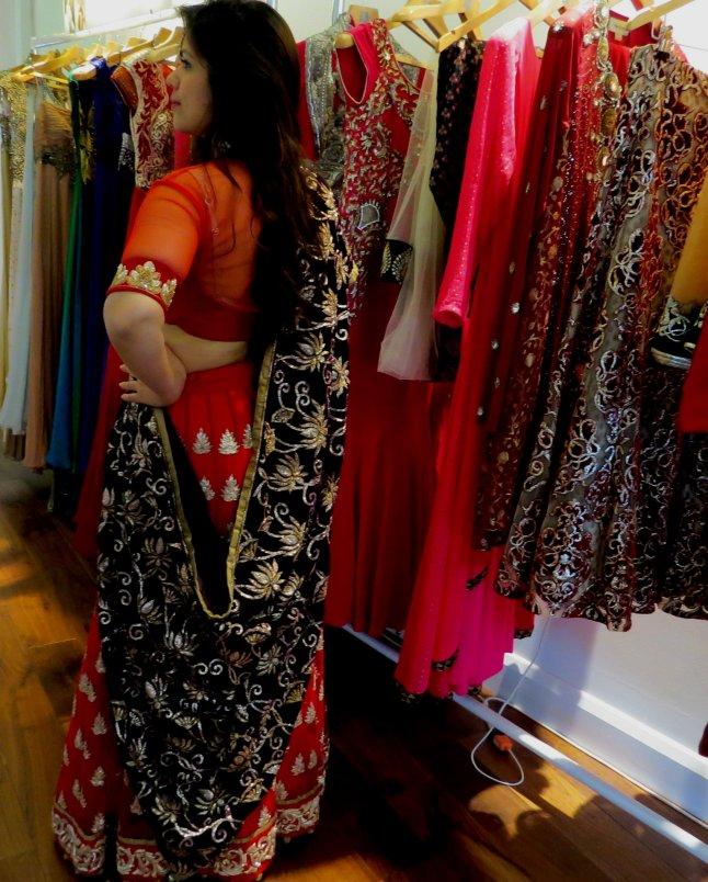 Indian Asian Fashion Bridal Stylist London Uk